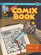 Best Of Comix Book Signed And Numbered Kitchen Sink Dark Horse Comics Hardcover