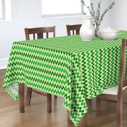 Tablecloth Ornaments Christmas Holiday Decoration Tree Baubles Cotton Sateen