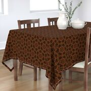 Tablecloth Viking Celtic Scandinavian Norse Gothic Medieval Cotton Sateen