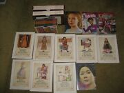 American Girl Book Lot 30 Books Set Complete Addy + Felicity + Short Stories +