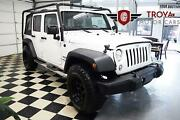 2015 Jeep Wrangler Sport V6 4wd Best Offer 2015 Jeep Wrangler Unlimited 4dr 4wd Repairable Salvage Suv Rebuildable Damaged