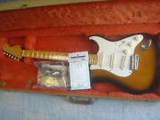 Fender Stratocaster American Vintage And03957 Syn Lacquer 2001 Make