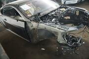 Front Right Fender Rail Frame Horn Structural Body Cut Bentley Continental Gt 05