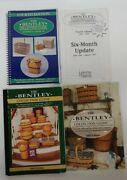 Longaberger Bentley Guide Books, 1993, 1994, 96-97 Fourth Edition + Extra