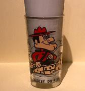 Vintage Dudley Do-right Pepsi Collector Glass 10 Oz. 5 Tall Limited Edition
