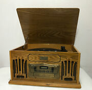 Spirit Of St. Louis Phonograph Record Player Cd P Radio Am/fm And Phono Parts