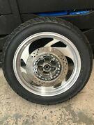 2007 Qlink Q-link Q Link Legend 250 Motorcycle Front Wheel With New 2019 Tire