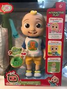 Cocomelon Interactive Play Toy Doll New In Box