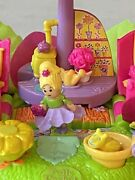 Polly Pocket Bluebird Uk Vintage Retired Pollyand039s Rose Hideaway Complete 1997