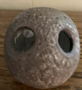 Mccartyandrsquos Pottery Nutmeg Owl Genuine - First Quality