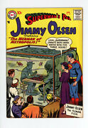 Supermanand039s Pal Jimmy Olsen 20 - Scarce Early Silver Age Issue - 1957