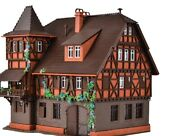 Vollmer 47679 N Gauge Villa Vampire With Color Tablets New Boxed