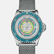 Mido Ocean Star Decompression Timer 1961 Limited Edition Turquoise