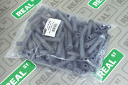 Msd Straight Gray Silicone Spark Plug Boots 100 Each 34565