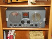 Hallicrafters S20-r Communications Receiver Restored Ready To Play