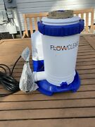New Flow Clear 2500 Gph Above Ground Pool Filter Pump 90403e No Hose