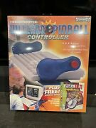 Unique Thrustmaster Wizzard Pinball Controllers Rare/vintage Sealed/new Authenti