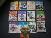 Motorcycle And Motorcycling Magazines 1950s 1960s Tt Mgp Issues Job Lot