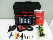 Snap On Modis Ultra Diagnostic Scanner And Scope Dom Asian Euro 2021 Great Con