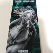 2 National Finals Rodeo Tickets Thursday Dec 9 Premium Low Balcony On The Rail