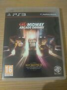 Midway Arcade Origins Ps3 Playstation 3 Video Game