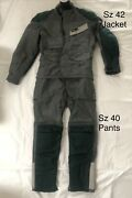 Aerostich Roadcrafter 42 Top 40 Pants Motorcycle Riding Suit 2 Pc Rarely Worn