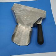 Vintage Castle 152-a Right-handle Aluminum French Fry Bagging Scoop