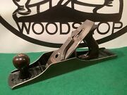 Early Stanley Bedrock 605 1/2 1907-1909 Jack Plane In Excellent Condition