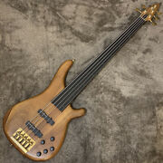 Operation Confirmed Tune Tbc-5 Fretless Tune Fretless Bass 5 String Bass Not In