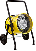 Dr Infrared Heater Dr-ps11524 Salamander, Ps11524, Yellow