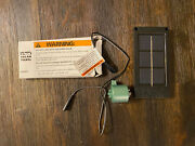 Knex Green Solar Motor Capacitor With Battery Pack Tested Working Kand039nex