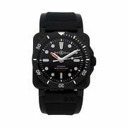 Bell And Ross Br 03-92 Diver Ceramic Auto 42mm Mens Watch Br0392-d-bl-ce/s