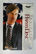 Hot Toys 1/6 Scale Dc The Dark Knight Two-face Harvey Dent Mms81 2008