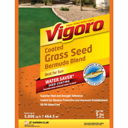 5 Lbs. Bermuda Grass Seed Blend With Water Saver Seed Coating