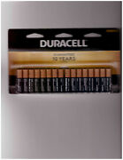 Duracell Coppertop Alkaline Batteries 1.5 V Aaa-16 Pack Brand New Exp 2031