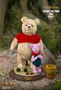 Winnie The Pooh And Piglet Christopher Robin Movie Masterpiece Hot Toys Figures