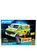 Playmobil - Scooby-doo 70286 Mystery Machine With Light Effects - 10349038