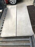 2 Pcs Lta-402 Delta Rockwell 8 X 27 10 Table Saw Unisaw Cast Iron Extensions