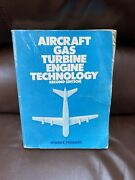 Aircraft Gas Turbine Engine Technology Book 2nd Edition Treager Vintage 1979