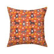 Pitbull Taco Burrito Pitbull Throw Pillow Cover W Optional Insert By Roostery