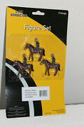 O-line Reproductions 811 O Scale Mounted Police With Horses