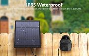 Outdoor Solar Power Charging Panel For Blink Xt Xt 2 Home Security Camera System