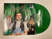 V/a Wizard Of Oz Lp Watertower Wtm38513 Us 2014 Nm Is Green Vinyl Oi 12h