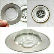 80pcs Kitchen Sink Strainer Plug Basin Drain Cover Hair Food Waste Stopper