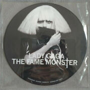 Lady Gaga The Fame Monster Lp Vinyl Picture Disc 12 Record 2009