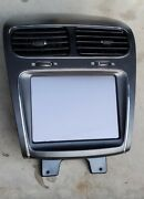 2011-2020 Dodge Journey Oem Radio 8.4 Touch Screen And Bezel Uconnect 05064993ai