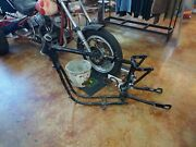 1982 Ironhead Sportster Frame Cases Title