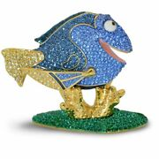 New Disney Arribas Brothers ® Crystal Finding Nemo Dory Jeweled Figure