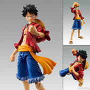 Megahouse Variable Action Heroes One Piece Monkey D. Luffy Action Figure
