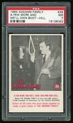 1964 Donruss The Addams Family Card 28 A Few More And Weand039ll Oven... Psa 7